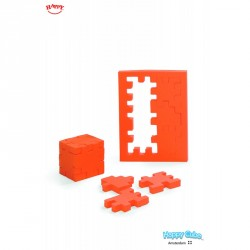 Happy Cube - Orange - Niveau 4