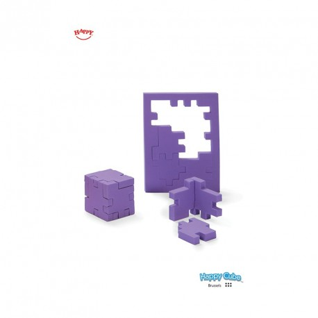 Happy Cube - Violet - Niveau 6