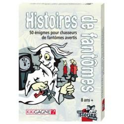 Black Stories Junior - Histoires de Fantômes