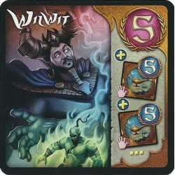 Five Tribes - Wilwit