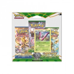 Pack Pokemon XY - Impact des Destins - Prismillon