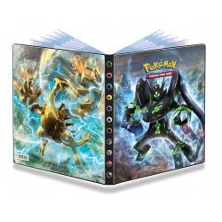 Cahier range-cartes - Portfolio Pokémon XY10 Impact des Destins - A4