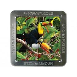 Mini puzzle 3D série 2 : Toucans