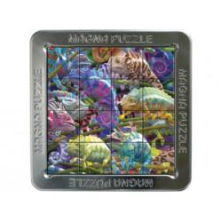 Mini puzzle 3D série 2 : Caméléons