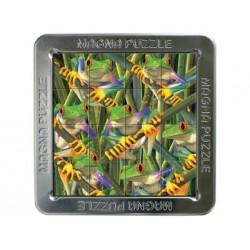 Mini puzzle 3D série 2 : Grenouilles