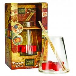 Chasse au trésor - Casse-Tête en verre