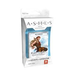 Ashes - Les Géants de Givraltar