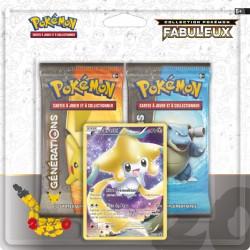 Pack Pokemon Générations - Jirachi