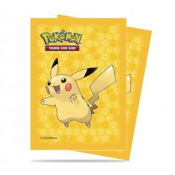 Protège-cartes Pokémon Pikachu
