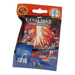 Dice Masters - Civil War - Booster VF