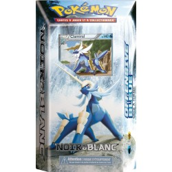 Starter Pokemon - Noir & Blanc - Offensive Bleue
