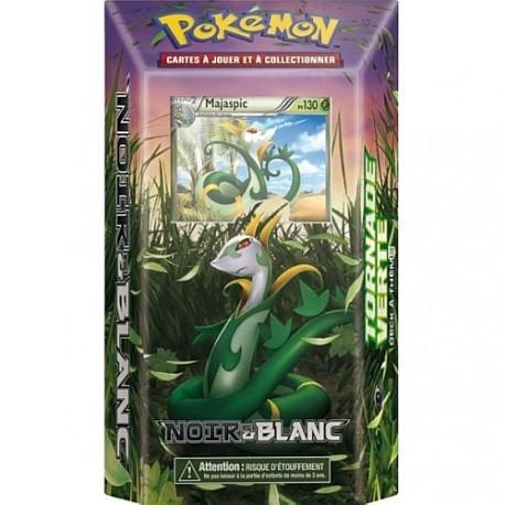 Starter Pokemon - Noir & Blanc - Tornade Verte