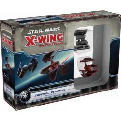 X-Wing - Le Jeu de Figurines - Vétérans Impériaux