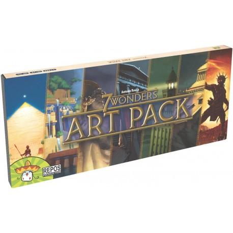 7 Wonders - Art Pack