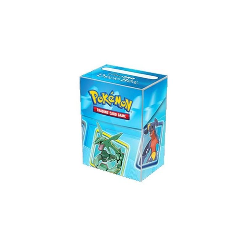 Boite de rangement Pokemon Généric - 120 cartes