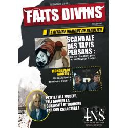 INS/MV - Génération Perdue - Faits Divins n° 3
