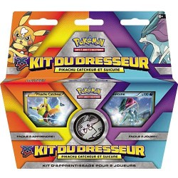 Pokemon XY - Kit du dresseur 2016