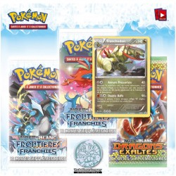 Pack Pokemon N&B - Frontières Franchies