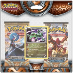 Pack Pokemon XY - Offensive Vapeur - Rayquaza