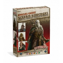 Zombicide Black Plague - Special Guest - Stefan Kopinski