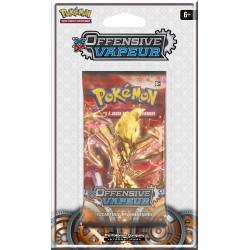 Booster Pokémon XY Offensive Vapeur - Sous Blister