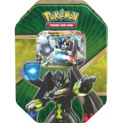 Pokebox Boîte Métal Noël 2016 - Pokemon Zygarde