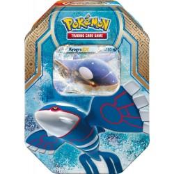 Pokebox Boîte Métal Paques 2015 - Pokemon Kyogre-Ex