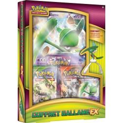 Coffret Pokemon Juin 2015 - Coffret Gallame-Ex