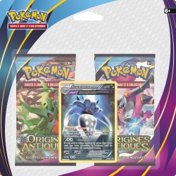 Pack Pokemon XY - Origines Antiques - Sepiatroce