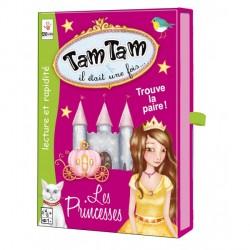 Tam Tam Il était une fois - Les Princesses