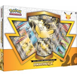 Coffret Pokemon Septembre 2016 - Coffret Pikachu