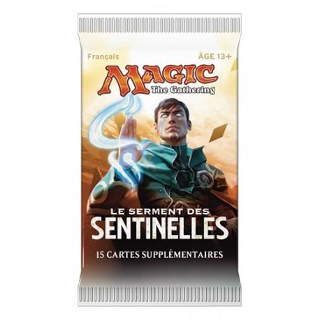Magic the Gathering : Le Serment des Sentinelles - Booster