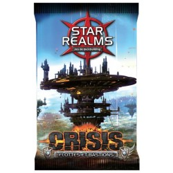 Star Realms - Booster Crisis VF - Flottes & Bastions