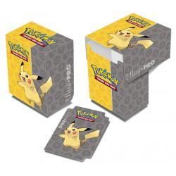 Boite de rangement Pokémon XY - Pikachu