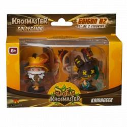 Krosmaster Arena - Pack de 2 figurines Saison 2 - Kamageek