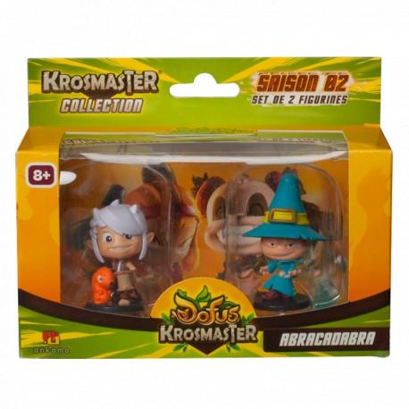 Krosmaster Arena - Pack de 2 figurines Saison 2 - Abracadabra