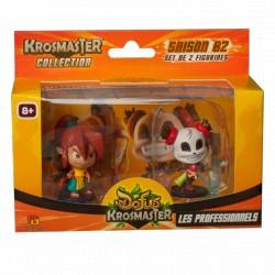Krosmaster Arena - Pack de 2 figurines Saison 2 - Les Professionnels