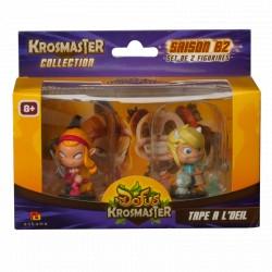 Krosmaster Arena - Pack de 2 figurines Saison 2 - Tape A l'oeil