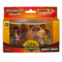 Krosmaster Arena - Pack de 2 figurines Saison 2 - Chauffe Marcel