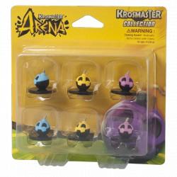 Krosmaster Arena - Pack de bombes Tokens Saison 1