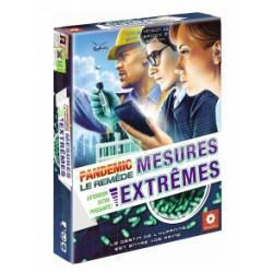 Pandémie Le Remède - Mesures Extrêmes