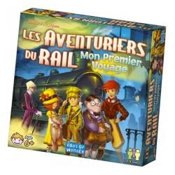 Les Aventuriers du rails - Mon Premier Voyage