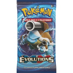 Booster Pokémon XY Evolutions