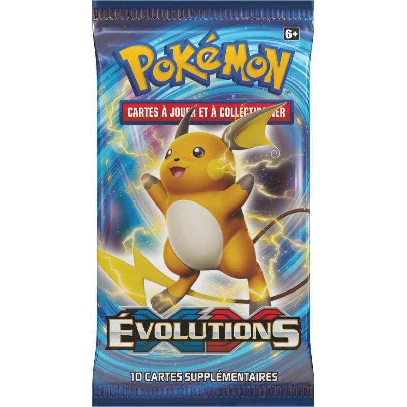 Booster pok mon xy evolutions - Evolution pokemon xy ...