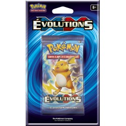 Booster Pokémon XY Evolutions - Sous Blister