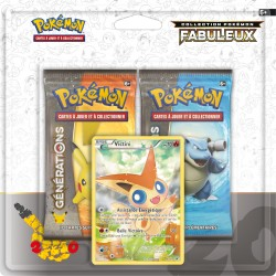 Pack Pokemon Générations - Victini