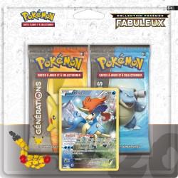 Pack Pokemon Générations - Keldeo