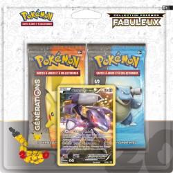 Pack Pokemon Générations - Genesect