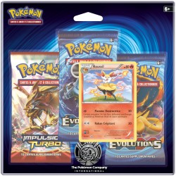 Pack Pokemon XY - Evolution - Roussil