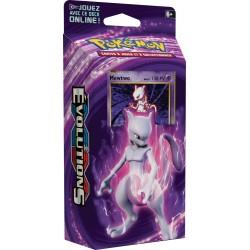 Starter Pokémon XY Evolutions - Mêlée Mewtwo
